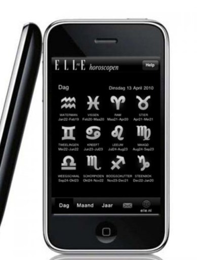 Wat brengt 2020 jou? Dit zijn de beste horoscoop apps!