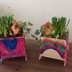 Voorjaar: Uitstapje naar het Tuincentrum