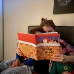 { Boek recensie } Voorleesboek 'Slaap je al?'