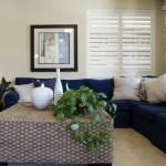 Tips voor houten jaloezieën in de woonkamer