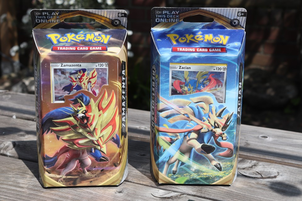 Nieuwe Pokémonkaarten:Sword & Shield Rebel Clash