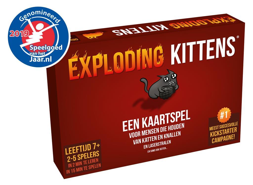 exploding kittens review