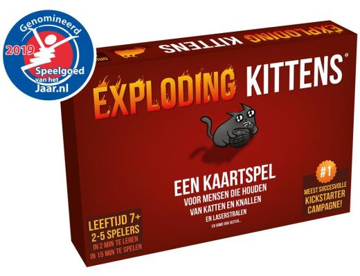 exploding kittens review