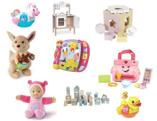 De leukste cadeaus voor een 1-jarig meisje