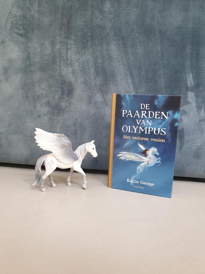 Boek Recensie De Paarden van Olympus 2 - Het Verloren Veulen
