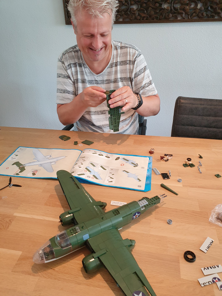 Cobi bouwstenen: Lego of LeNogo?