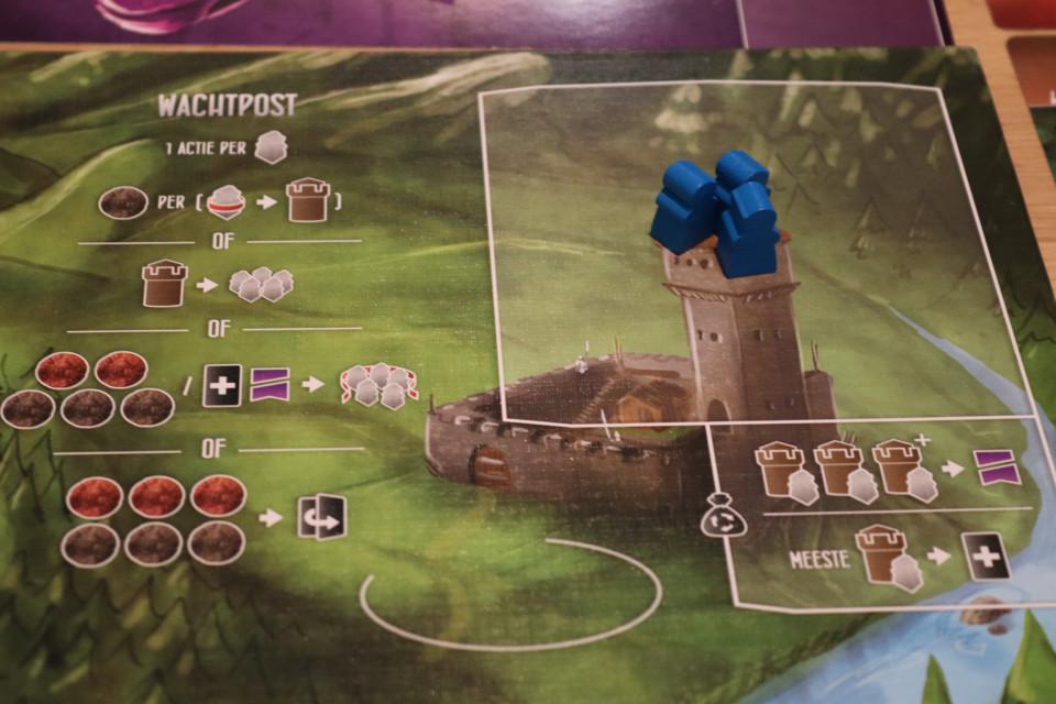 gevangenis spel Architecten van het Westelijk Koninkrijk