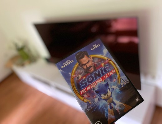 { Film recensie } | Sonic The Hedgehog - de Film