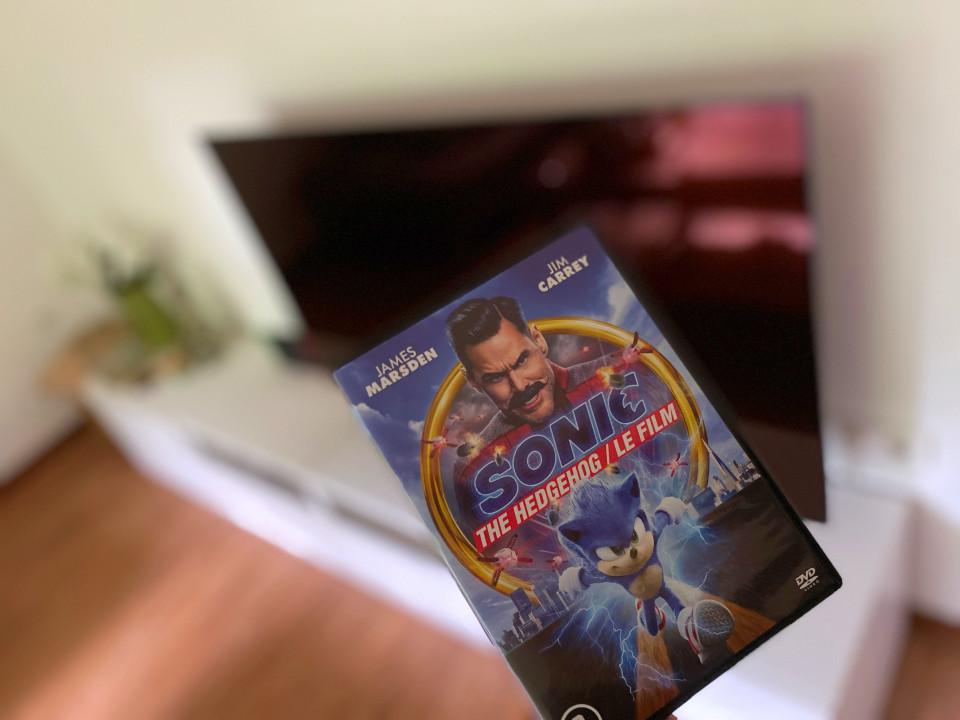 { Film recensie } | Sonic The Hedgehog - de Film