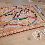 { Review } | Ticket to ride Amsterdam