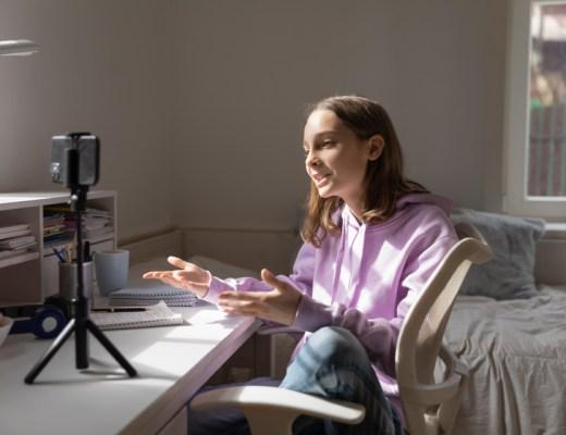 8 tips voor kinderen die willen vloggen