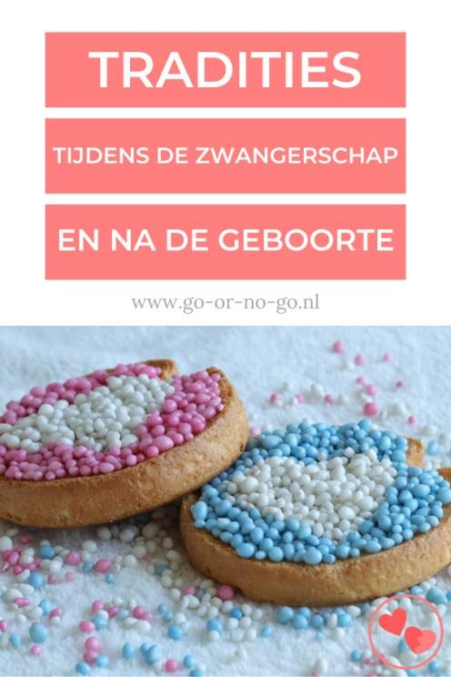 Welke tradities tijdens de zwangerschap en de geboorte hebben wij in Nederland en waarom hebben we deze geboorte tradities eigenlijk?