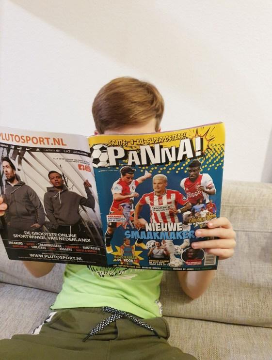 panna magazine 8 jaar cadeau