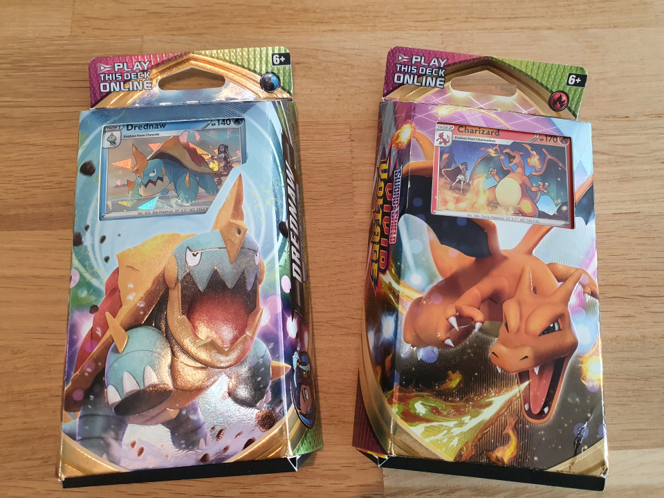 Nieuw: Pokémon TCG - Sword & Shield - Vivid Voltage