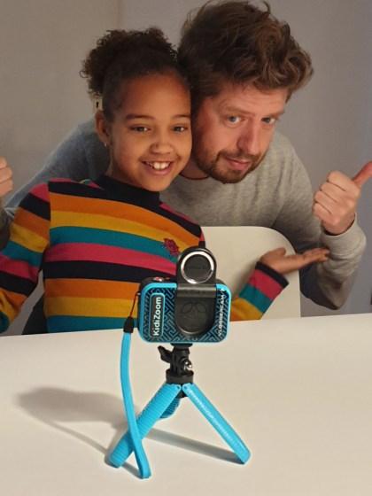 { Review } | KidiZoom Vloggercam - vlogcamera van VTech