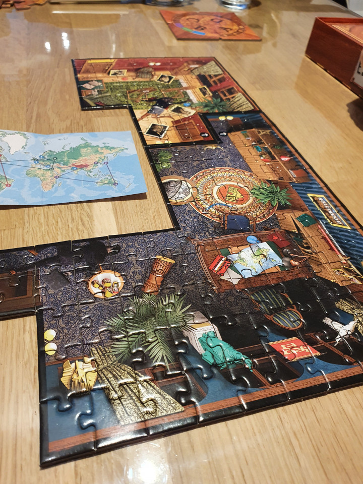 Puzzle Adventures escape puzzel