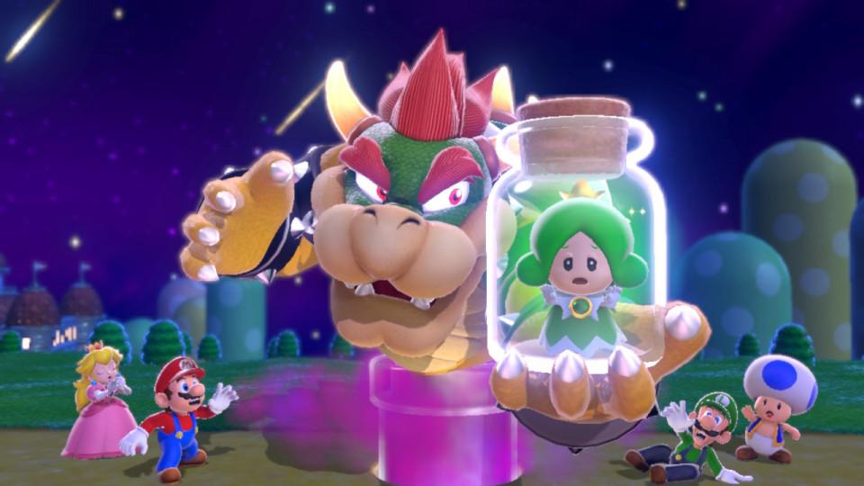 Vorig jaar in het jaar 2020 vierde Mario een jubileum, hij bestond namelijk 35 jaar. Hij vierde zijn verjaardag met vernieuwde versies van bekende Mario spellen. Ook deze maand kwam Nintendo uit met een nieuwe game: Super Mario 3D world + Bowser's Fury. Twee spellen in één!