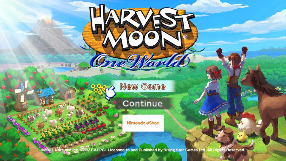 harvest moon review