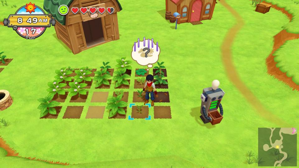 harvest world switch  boerderij game