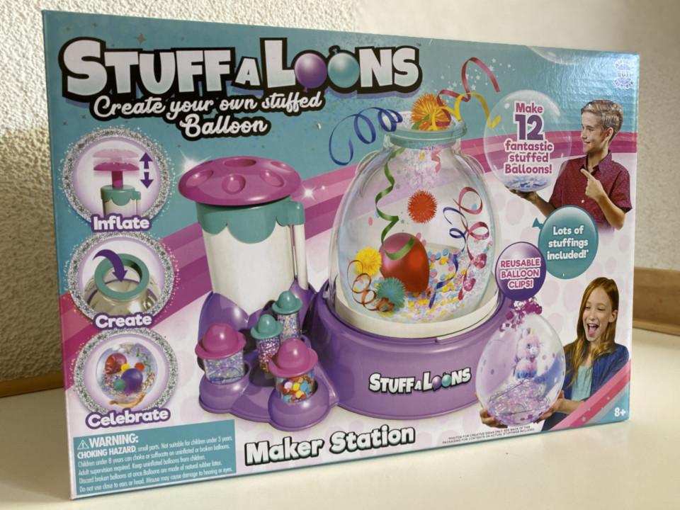 Stuff-a-Mals  review recensie