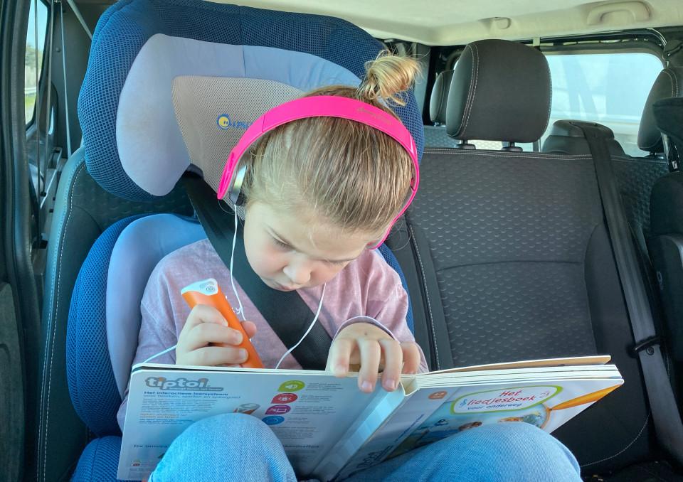 tiptoi liedjesboek voor onderweg review