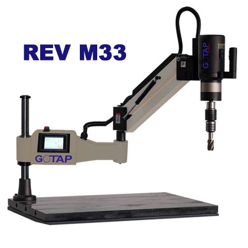Roscadora eléctrica REV-M33