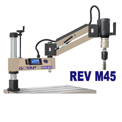 Roscadora eléctrica REV-M45