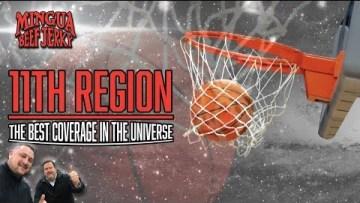 11th Region Girls Tournament Semi-Final Franklin County vs Scott County