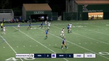 Challenge Cup – SKHS vs NDA- Girls HS Soccer