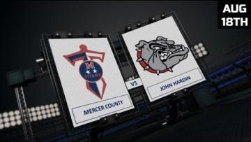 Ft. Harrod Bowl – Mercer County vs John Hardin