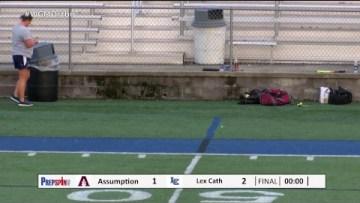 Lexington Catholic vs Assumption – Girls HS Soccer