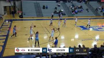 West Jessamine at Lexington Catholic – Girls HS Basketball