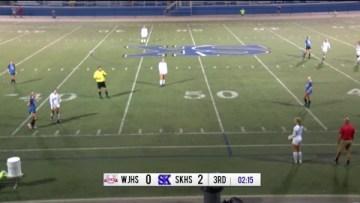 West Jessamine at Simon Kenton – Girls HS Soccer