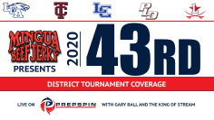 43rd District Tournament 2020