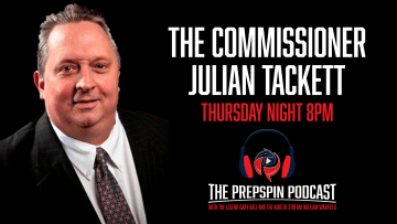 The Comissioner Julian Tackett