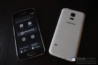 Samsung Galaxy S5 Mini Leak