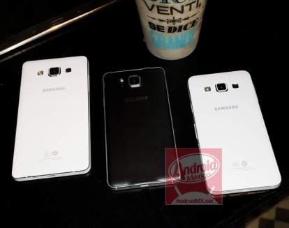 Samsung Galaxy A5 und Samsung Galaxy A3