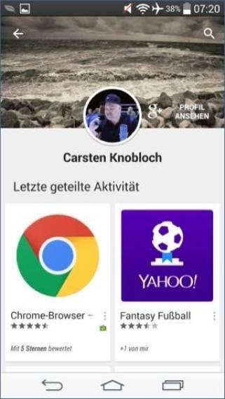 Google Play Store 5.0