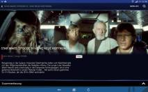 Sky Go Android auf Sony Xperia Z2 Tablet