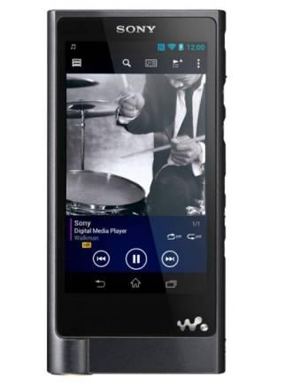 Sony NW-ZX2