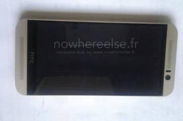HTC One M9 Prototyp