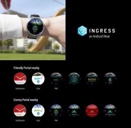 Ingress für Android Wear