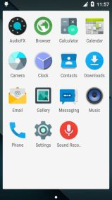 Sony Xperia mit Android 5.0.2 Lollipop