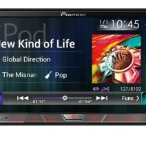 Pioneer AVH-4100NEX mit Android