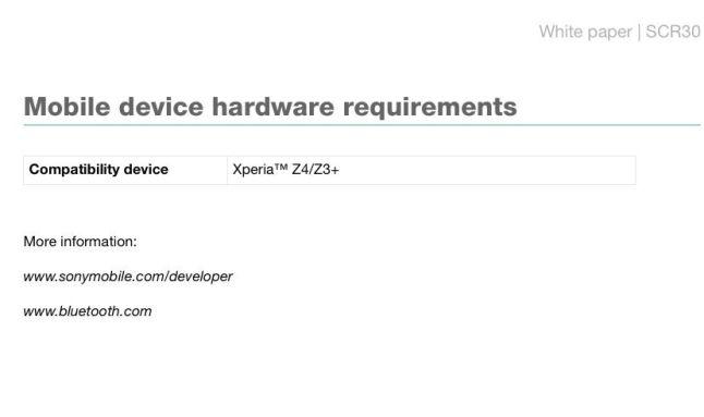 Sony Xperia Z3 Plus aka Sony Xperia Z4