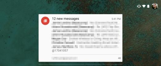 Android 5.1 Lollipop Sperrbidlschirm-Fehler