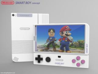 Nintendo Smart Boy Konzept