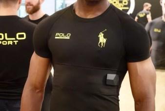 PoloTech Smart Shirt by Ralph Lauren
