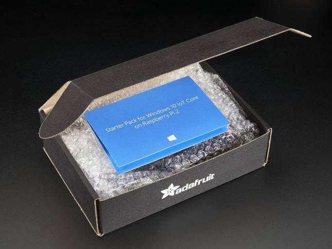 Windows 10 IoT Core Starter-Kit