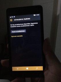 Windows 10 Mobile auf dem Lumia 535